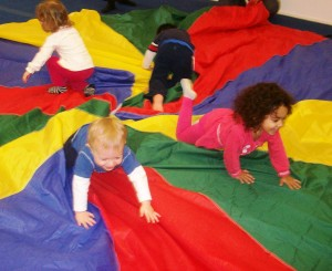 Drop-In Playgroup @ Mansfield Public Library