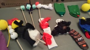 Puppet Creations at Franklin Art & Science of Puppetry