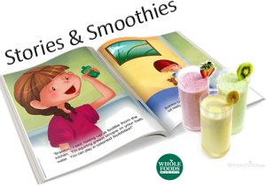 Stories and Smoothies @ Whole Foods at Legacy Place | Dedham | Massachusetts | United States