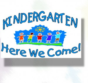 Image result for going to kindergarten