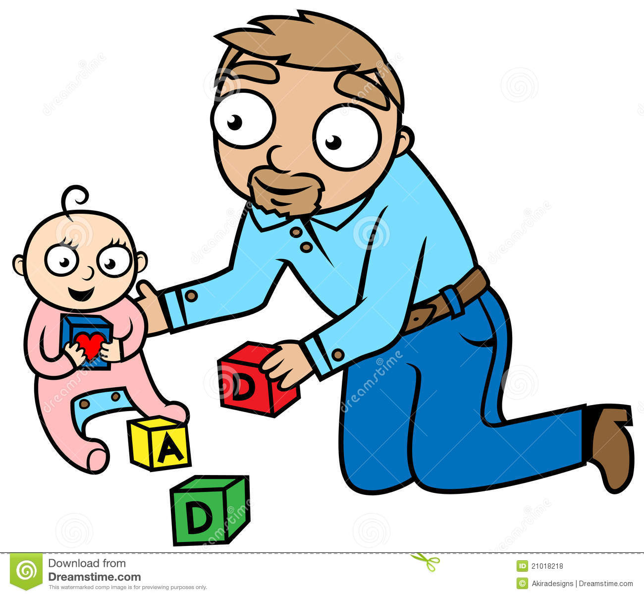 new dad clipart - photo #43