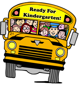 Get on the Bus - Kindergarten Readiness Playgroup @ St. Luke's Preschool | Dedham | Massachusetts | United States