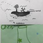 Chris, age 3
