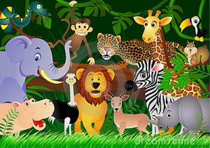 Animals Are Really Cool...3-5 Year Old Group!!! @ East Bridgewater Public Library | East Bridgewater | Massachusetts | United States