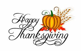 Thanksgiving Day! Agency Closed!