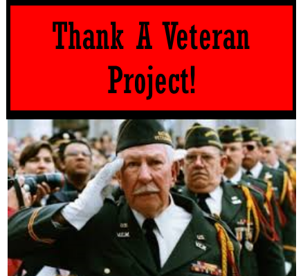 Thank A Veteran Project