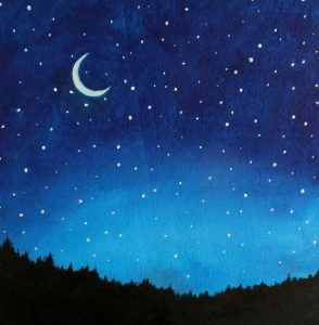 Starry Night Storytime for Families @ Middleboro Public Library