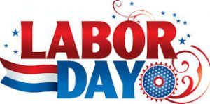 Labor Day! Agency Closed!