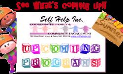 upcoming program-summer 2017